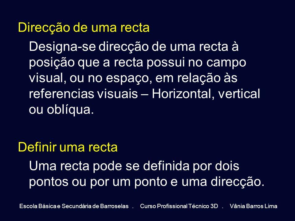 Escola Básica e Secundária de Barroselas.Curso Profissional Técnico 3D.