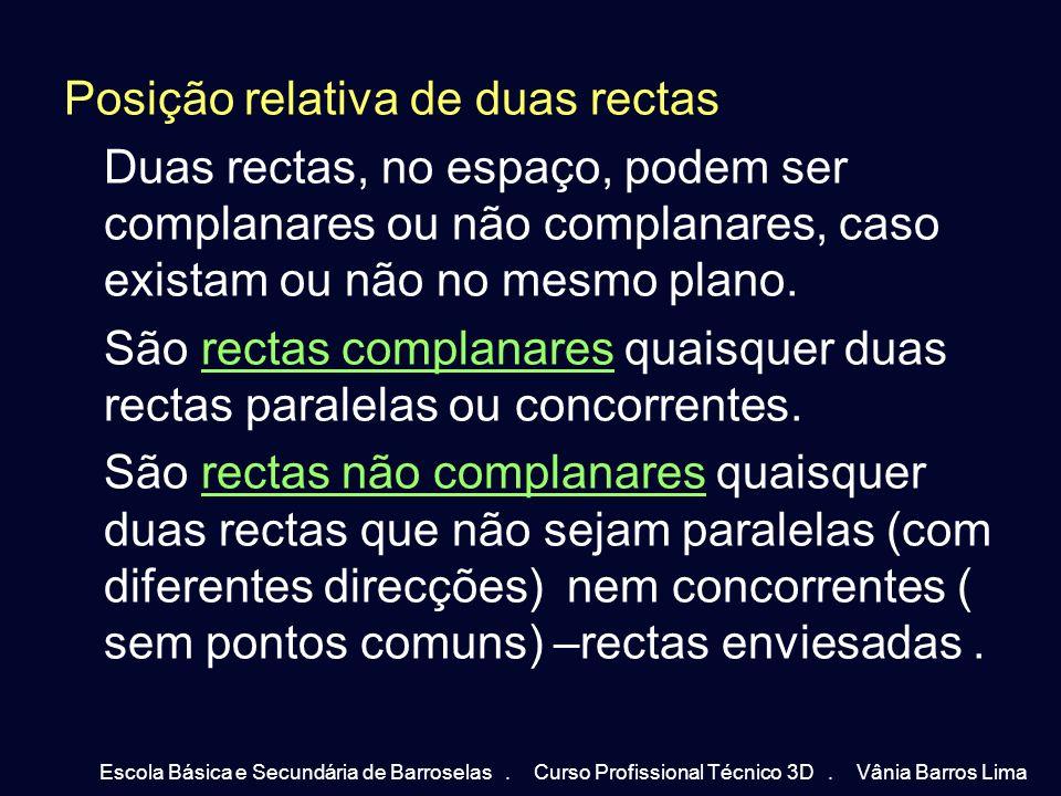 Diedro e plano bissector Por diedro considera-se a região de espaço limitado por dois semiplanos (faces) com diferentes orientações e a mesma recta de origem (aresta do diedro).