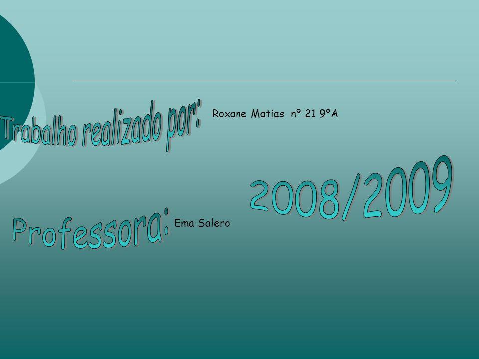 Roxane Matias nº 21 9ºA Ema Salero