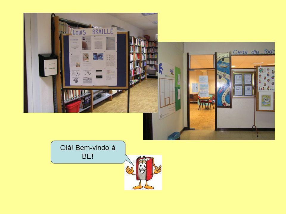 Uma Biblioteca Escolar é um valioso centro de recursos .
