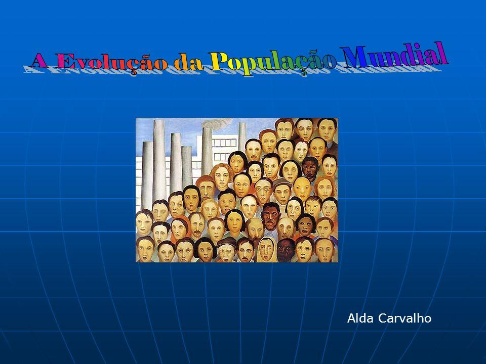 O total de habitantes (população absoluta) existentes no nosso planeta já ultrapassa os 6100 milhões de pessoas.