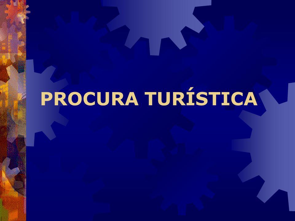 PROCURA TURÍSTICA