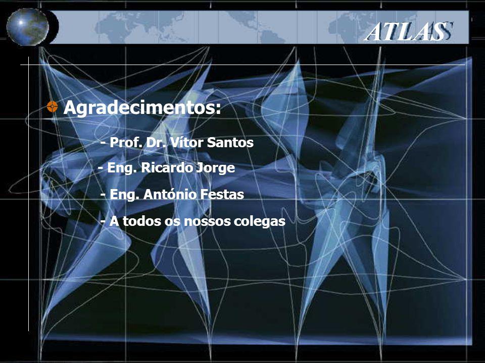 Agradecimentos: - Prof.Dr. Vítor Santos - Eng.