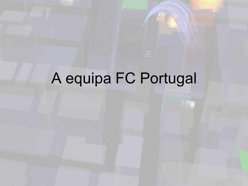 A equipa FC Portugal