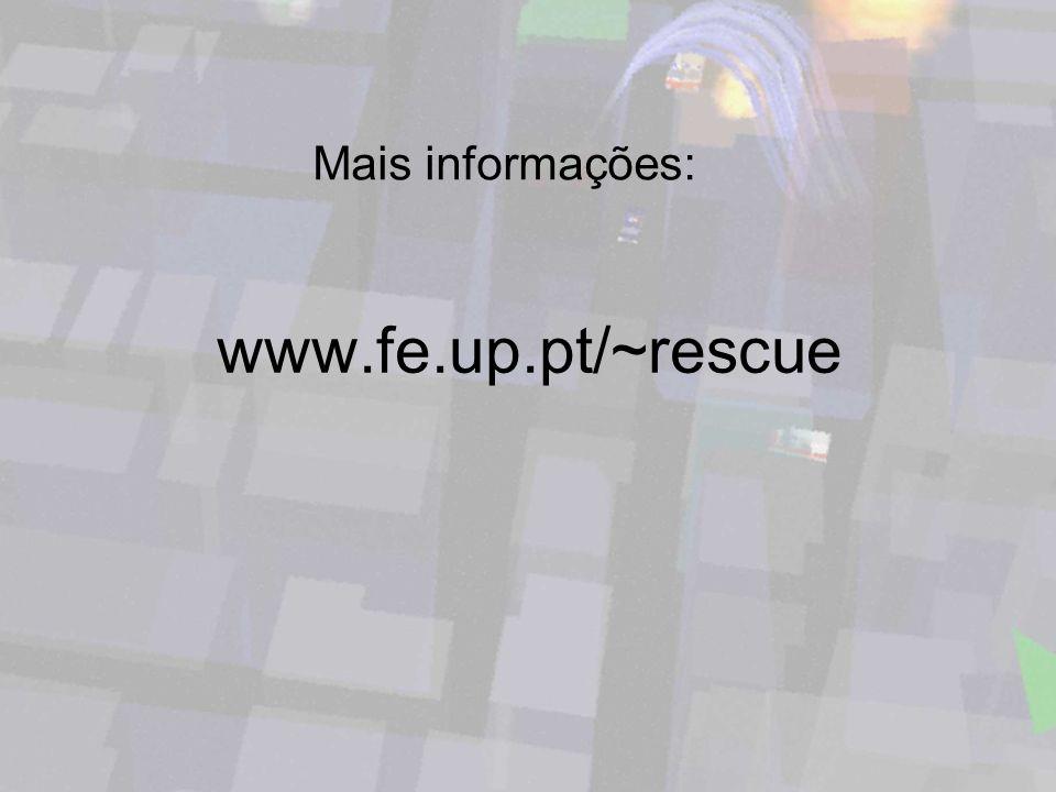 Mais informações: www.fe.up.pt/~rescue