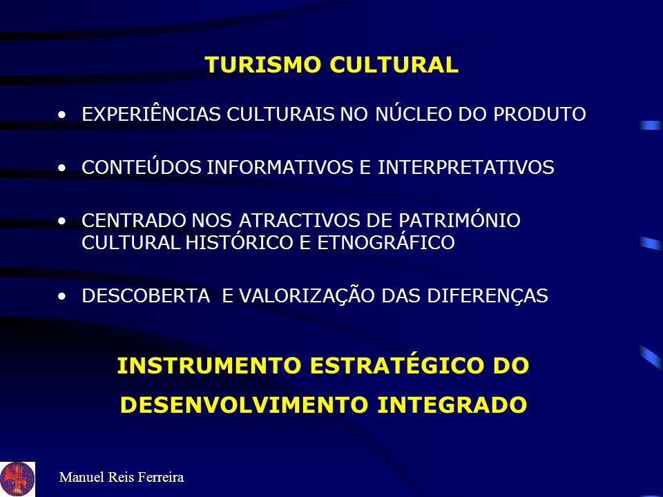 Manuel Reis Ferreira REFORÇO DAS IDENTIDADES PRIORIDADE AO FOCO NOS RECURSOS ENDÓGENOS VALORIZAÇÃO DAS COMPETÊNCIAS DISTINTIVAS ANCORAGEM ESTRATÉGICA