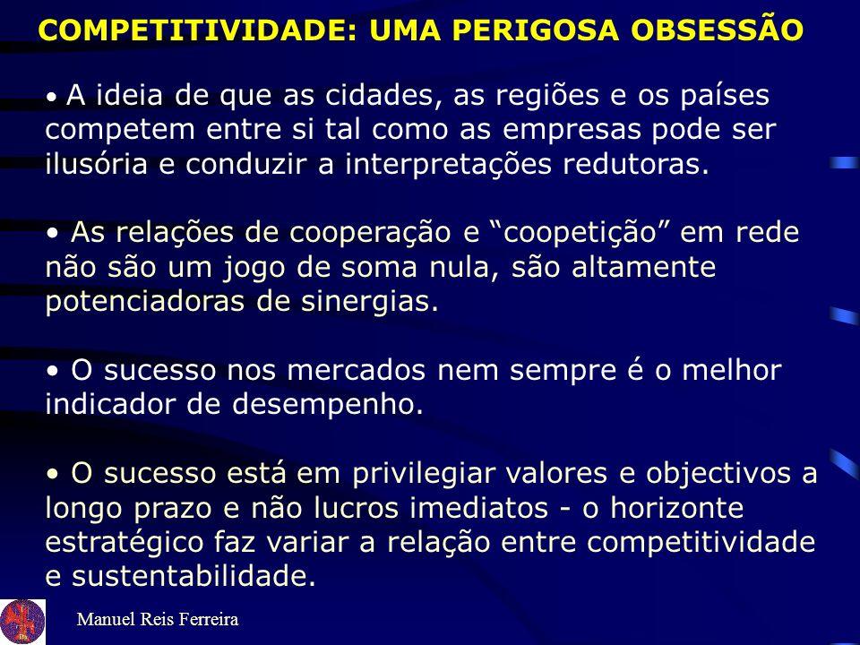 Manuel Reis Ferreira REFORÇO DAS IDENTIDADES PRIORIDADE AO FOCO NOS RECURSOS ENDÓGENOS VALORIZAÇÃO DAS COMPETÊNCIAS DISTINTIVAS ANCORAGEM ESTRATÉGICA NO PATRIMÓNIO LOCAL PROMOÇÃO DA CRIAÇÃO CULTURAL DE BASE ENVOLVIMENTO E BENEFÍCIO PARA AS POPULAÇÕES
