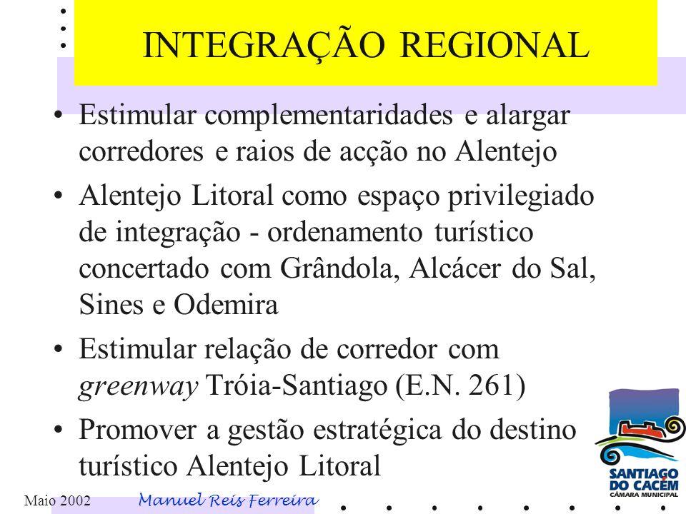 ALVOS DE MERCADO Grande Lisboa –Recreio e Lazer –Turismo Cultural, de Natureza e Rural Escolas –Programas Especiais de História e Natureza Turistas al