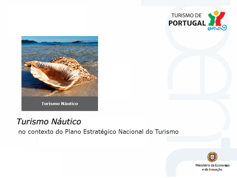 Turismo Náutico no contexto do Plano Estratégico Nacional do Turismo