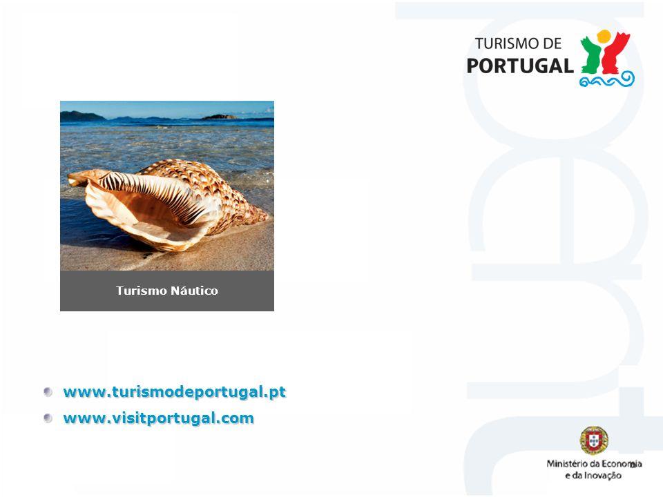 www.turismodeportugal.ptwww.visitportugal.com Turismo Náutico