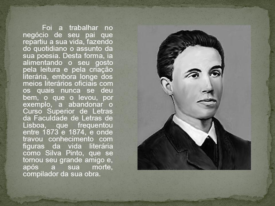Aquando da sua entrada para a Faculdade de Letras, estreou-se com várias poesias nos jornais Diário de Notícias, Diário da Tarde, A Tribuna e Renascença, acolhidos com críticas quase sempre desfavoráveis.