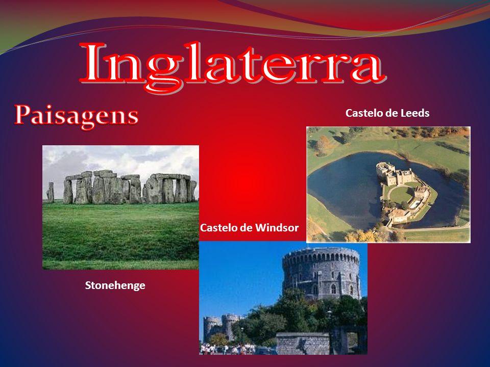 Stonehenge Castelo de Windsor Castelo de Leeds