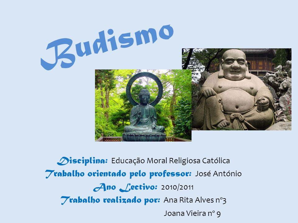 Origens O Budismo formou-se no nordeste da Índia, entre o século VI a.C.