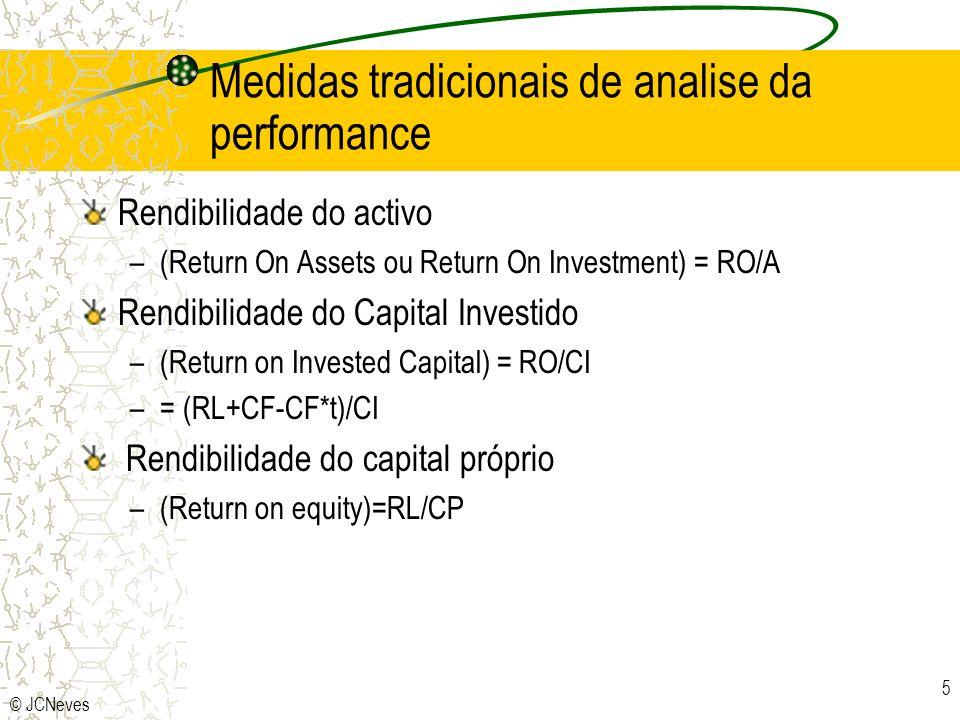 © JCNeves 16 Eficiência e Competitividade da TAP