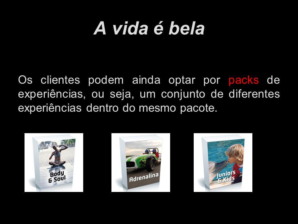 Conjunto de serviços oferecidos pela empresa. Mix dos serviços