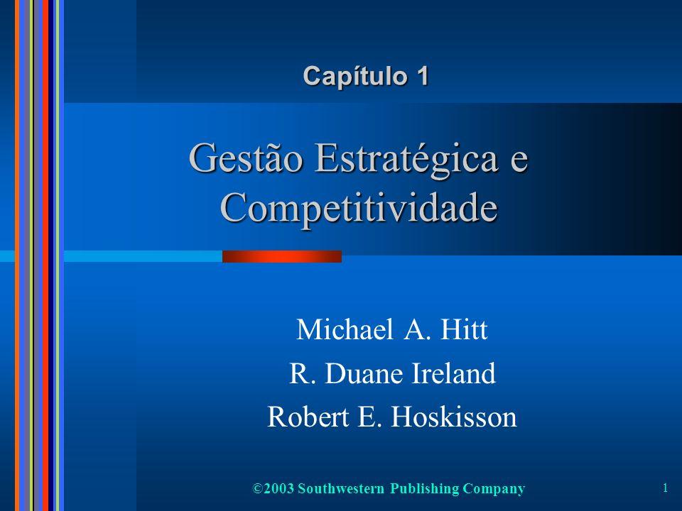 2 Implementação Estratégica Cap.13 Cap. 13 Entrepreneurship Cap.