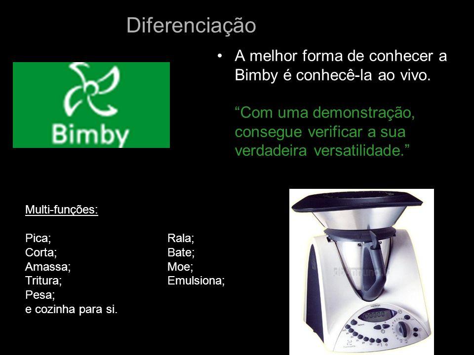A melhor forma de conhecer a Bimby é conhecê-la ao vivo.