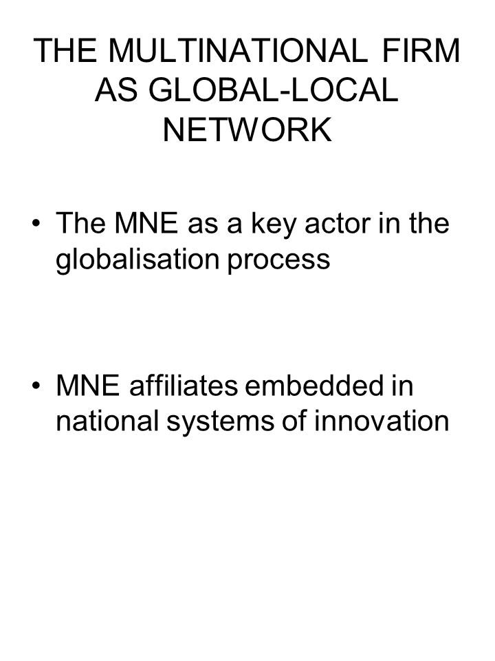 CONCEPTUAL FRAMEWORK The automotive supply chain as a network Business Networks Approach: The Framwork of Haakansson (1987) [Actors– Resources– Actibities] The Flagship Firm: The five partners Framework of Rugman & DCruz (2000) The five dimensions of Inter- Organizational Networks (Ebbers, 1997) [Resource Flows, Information Flows, Assignment of Property Rights, Coordination Mechanisms and Mutual Expectations
