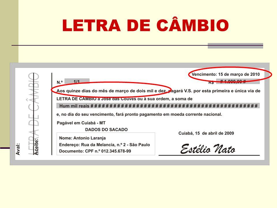 VENCIMENTO A DIA CERTO – Fica estabelecido um dia específico de vencimento: Aos quinze dias do mês de março de 2010...