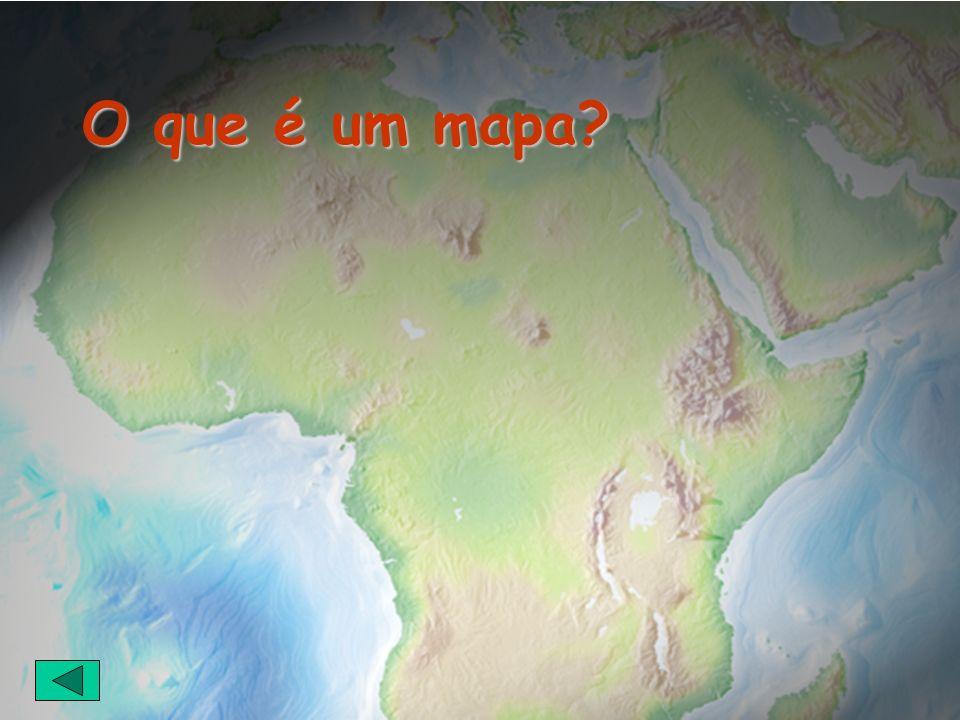 O que é um mapa?