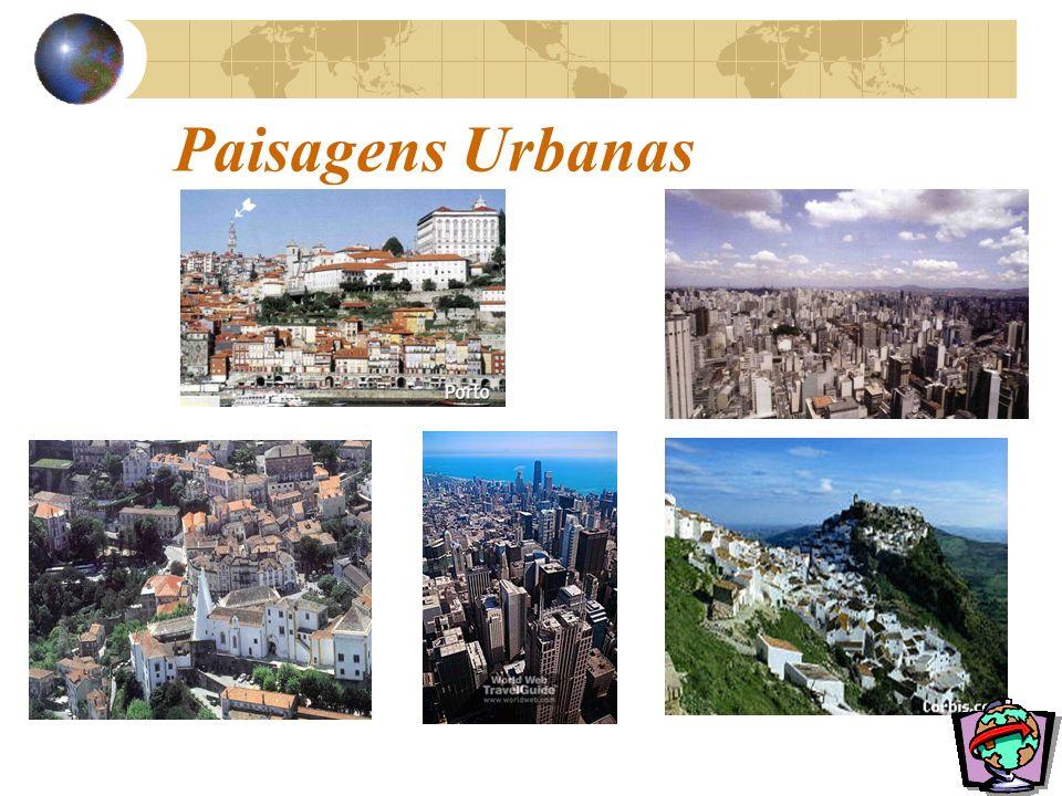 Paisagens Urbanas