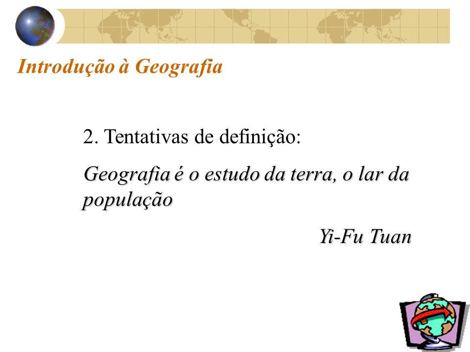 Introdução à Geografia 2.