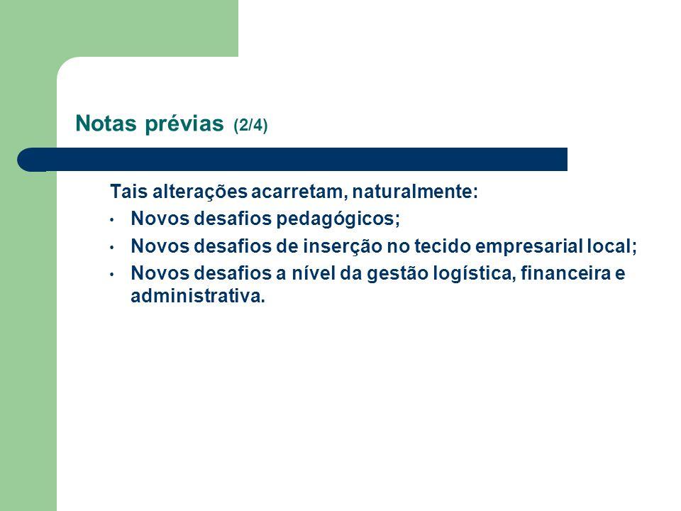Notas prévias (3/4) Neste quadro: A Escola prepara a sua Avaliação Interna; A Escola prossegue a aplicação do Plano TIC ( a cargo do Prof.