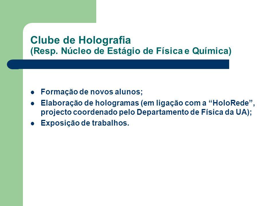 Clube de Teatro (Resp.Prof.