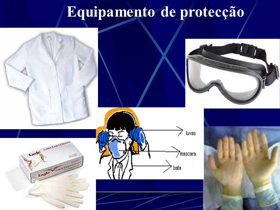 Equipamento de protecção