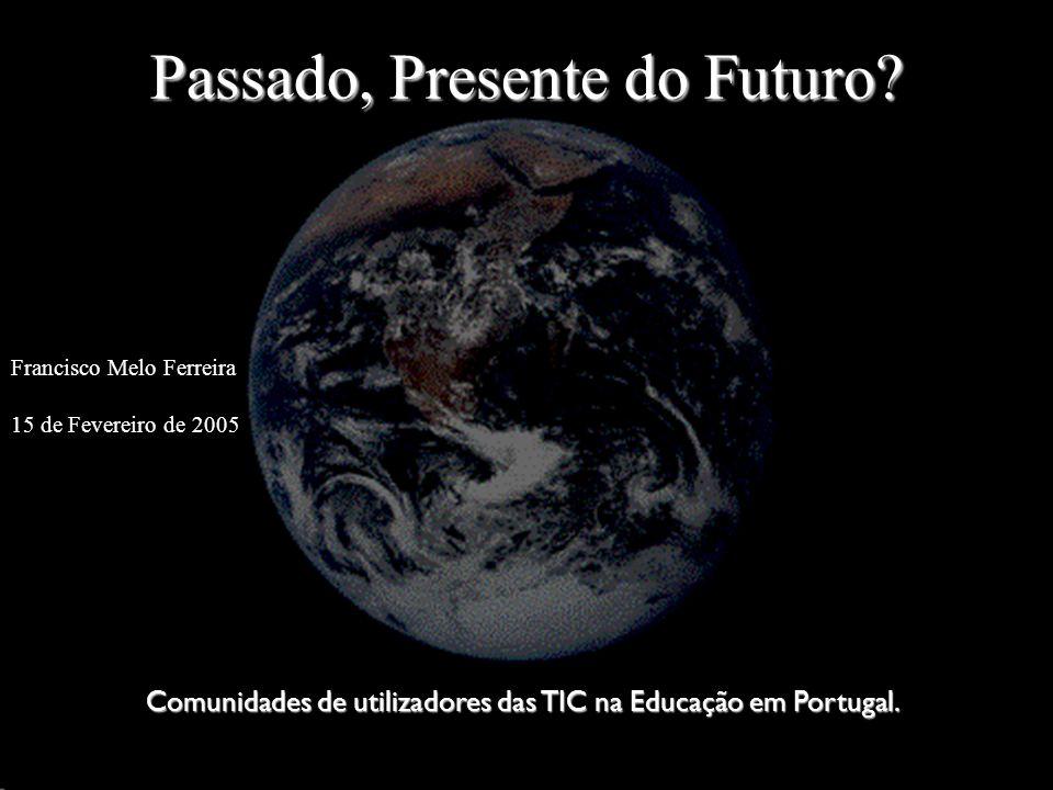 Memória e comunidade Na história, com mais de 20 anos, da utilização das TIC na Educação em Portugal coexistem memórias de esperanças, sucessos e insucessos, que dão a muitos dos que as viveram a sensação de pertença a uma comunidade.