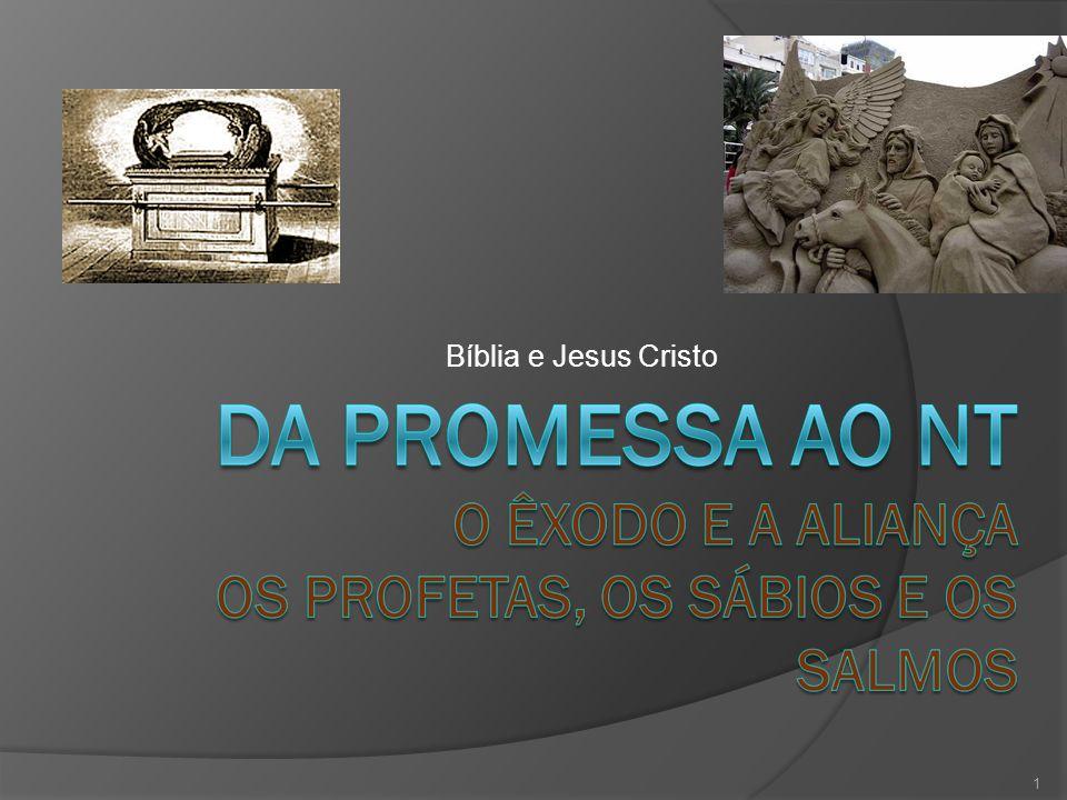 A História da Promessa e da Aliança centram-se na Figura de Abraão e deste Deus Único que se faz presente de forma pessoal e comprometida.