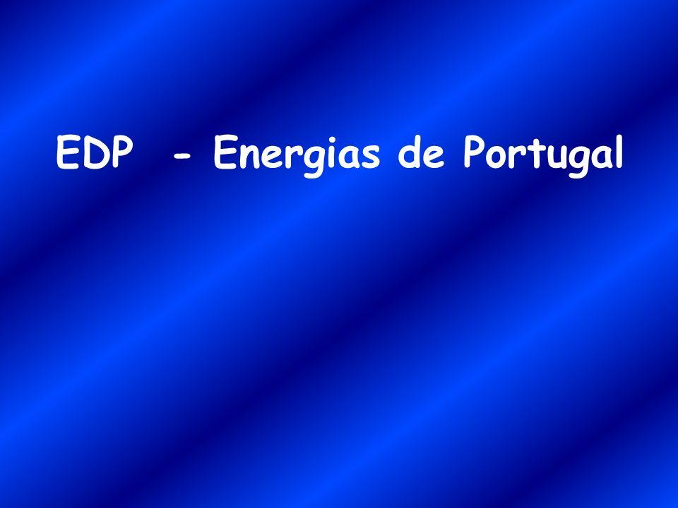 EDP - Energias de Portugal