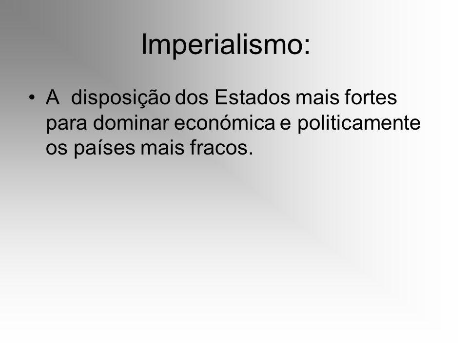 Militarismo: O uso da força militar para o controle da oposição fascista.