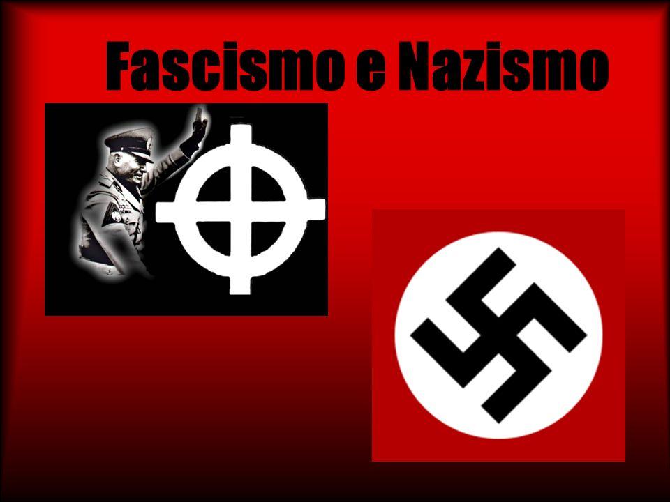 Partido Nacional Fascista Na Europa foram vários os movimentos da extrema direita a surgir e a ganhar adeptos, após a 1º Guerra Mundial, entre os quais se destacou o Partido Nacional Fascista em Itália desenvolvida por Benito Mussolini.