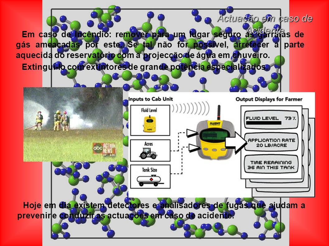 Actuação em caso de Acidente Primeiros socorros Inalação: Afastar a vítima da zona poluída e praticar a reanimação respiratória, se necessário.