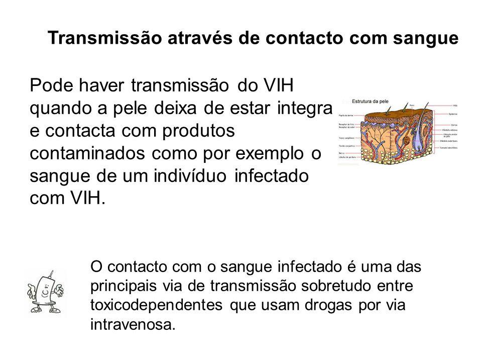 A SIDA não se transmite através de: Aperto de mão e abraço Tosse e espirroUso de casas de banhoPicada de insecto Conversa, trabalho em equipa, contactos sociaisRoupaBeijos