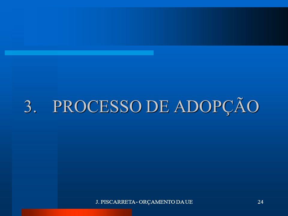 J. PISCARRETA - ORÇAMENTO DA UE23 Mito das despesas administrativas .