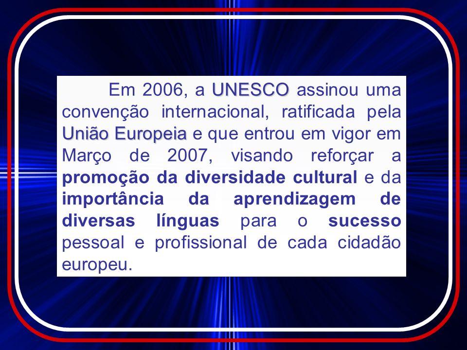 Língua de origem latina, próxima do português e, por isso, de aquisição mais facilitada, o francês é uma das línguas mais faladas no mundo, com actualmente 175 milhões de falantes espalhados pelos cinco continentes.