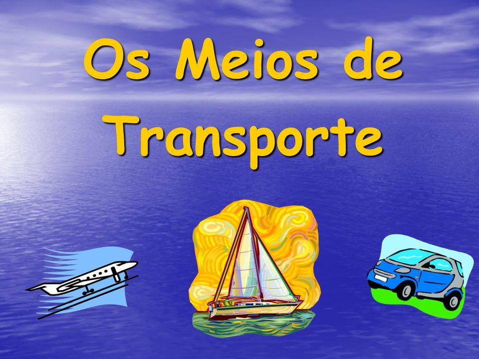 Imagina… Depois de tantas transformações como serão os Meios de Transporte do Futuro? ? ? ? ? ? ?