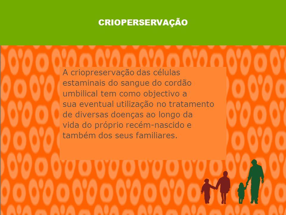 ADESÃO AO SERVIÇO Para mais informações sobre esta empresa, por favor consultar o site www.crioestaminal.pt ou então por telefone através dos números 239 700 377 ou 9698041 04/05 www.crioestaminal.pt Pode tambem visitar-nos pessoalmente em Coimbra na seguinte morada: Rua Pedro Nunes, IPN, 3030-199 Coimbra