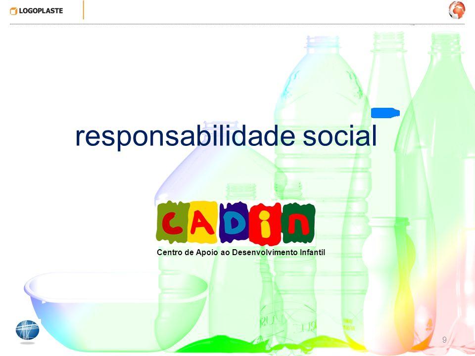 9 Centro de Apoio ao Desenvolvimento Infantil responsabilidade social