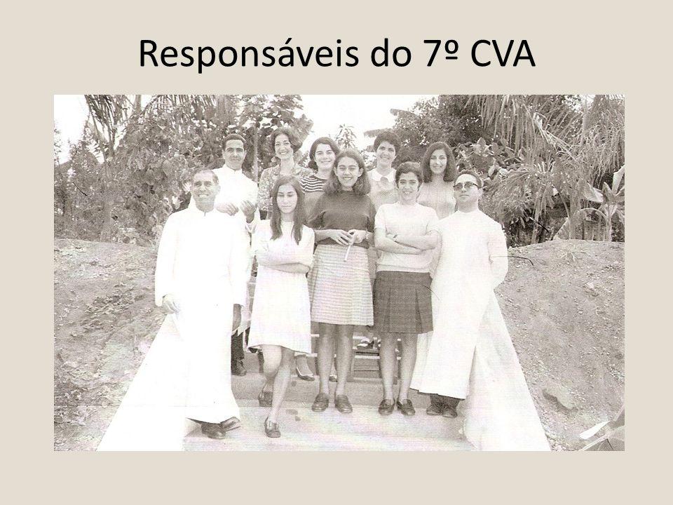 Responsáveis do 7º CVA