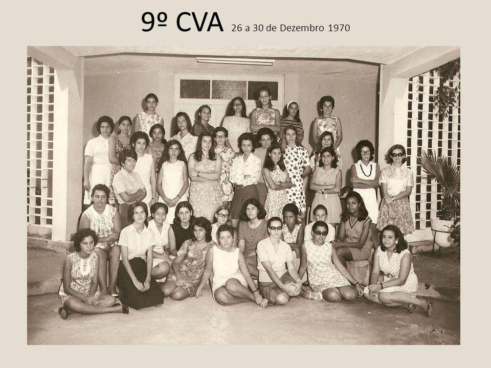 9º CVA 26 a 30 de Dezembro 1970