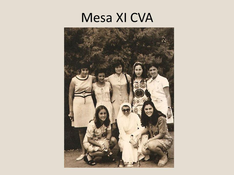Mesa XI CVA