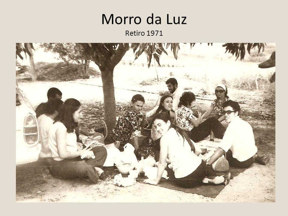 Morro da Luz Retiro 1971
