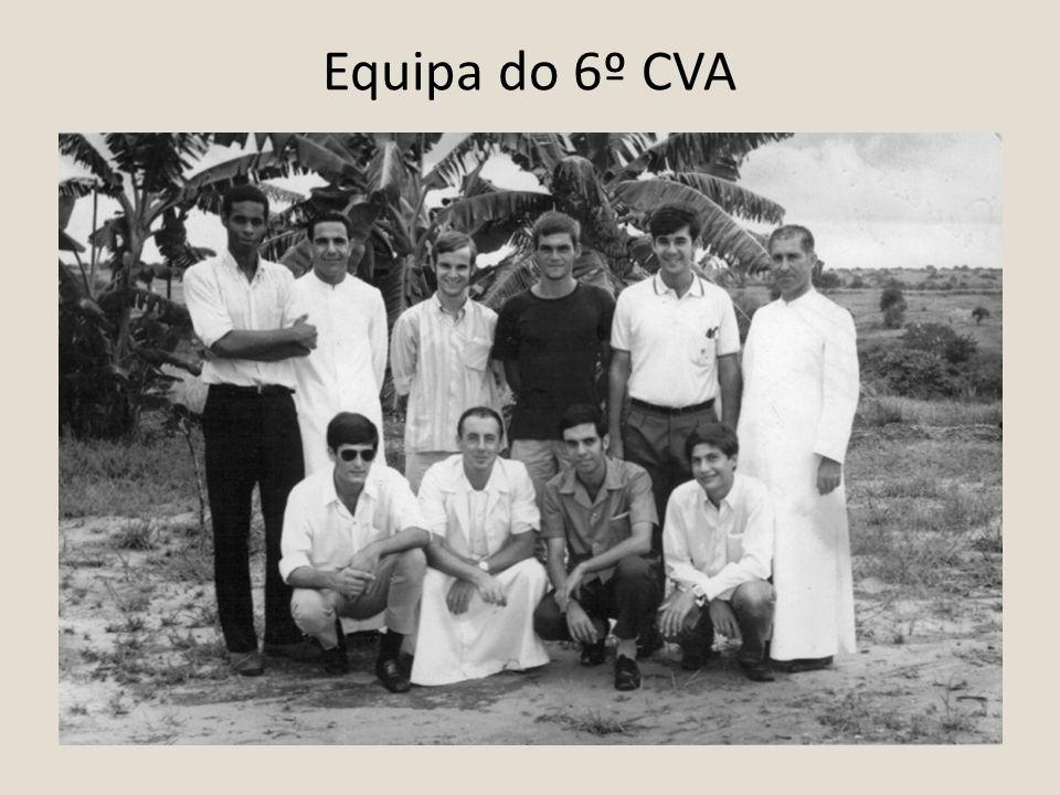 Equipa do 6º CVA