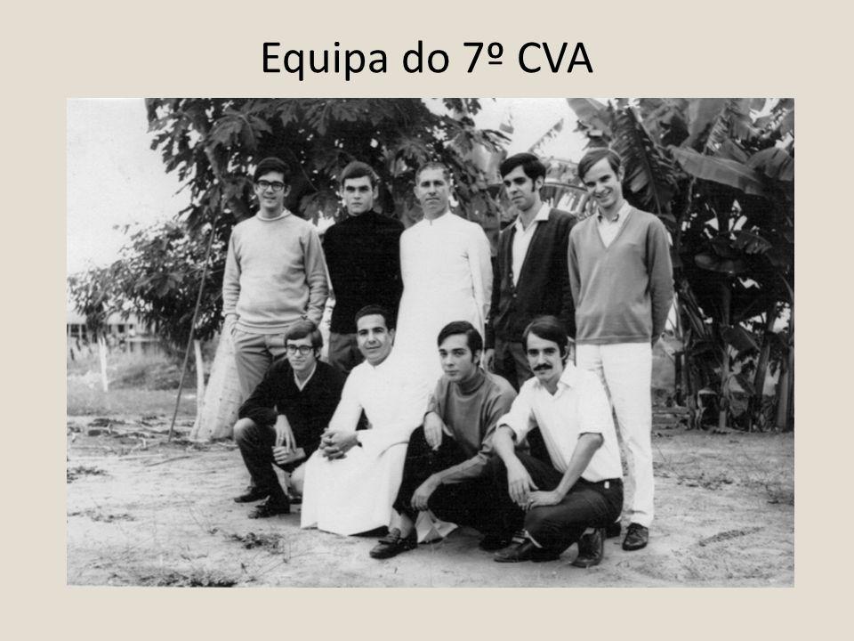 Equipa do 7º CVA