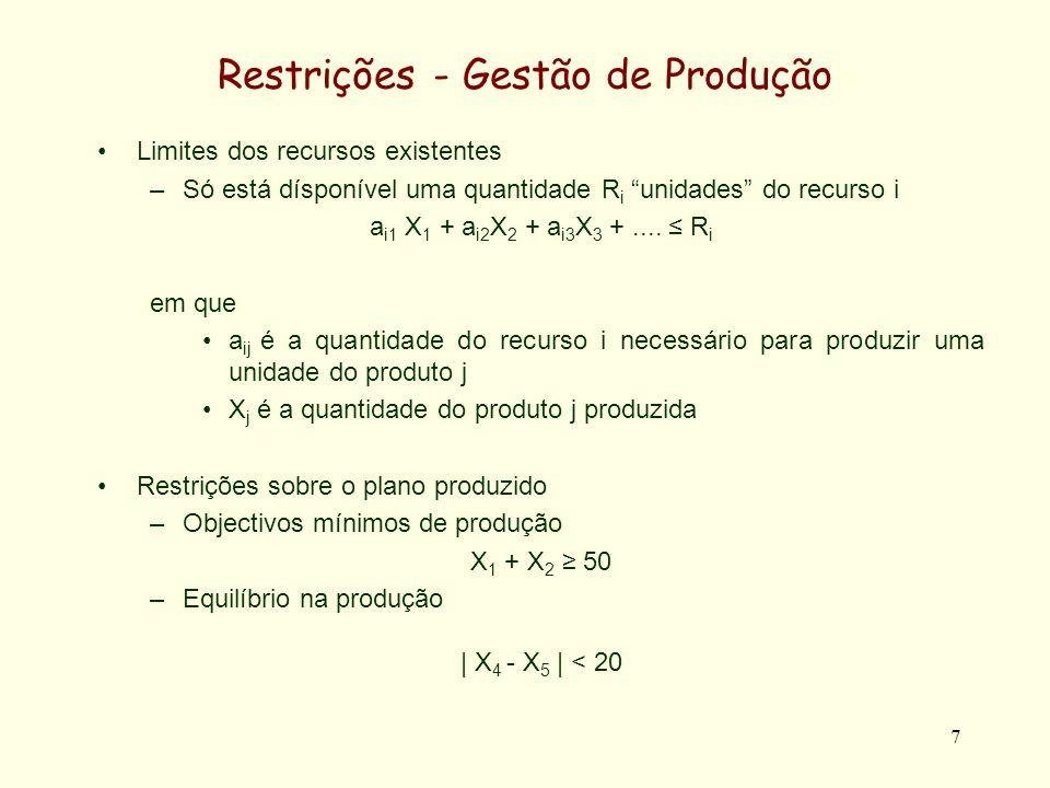 48 Retrocesso Testes 51 + 4 = 55 Retrocessos 1