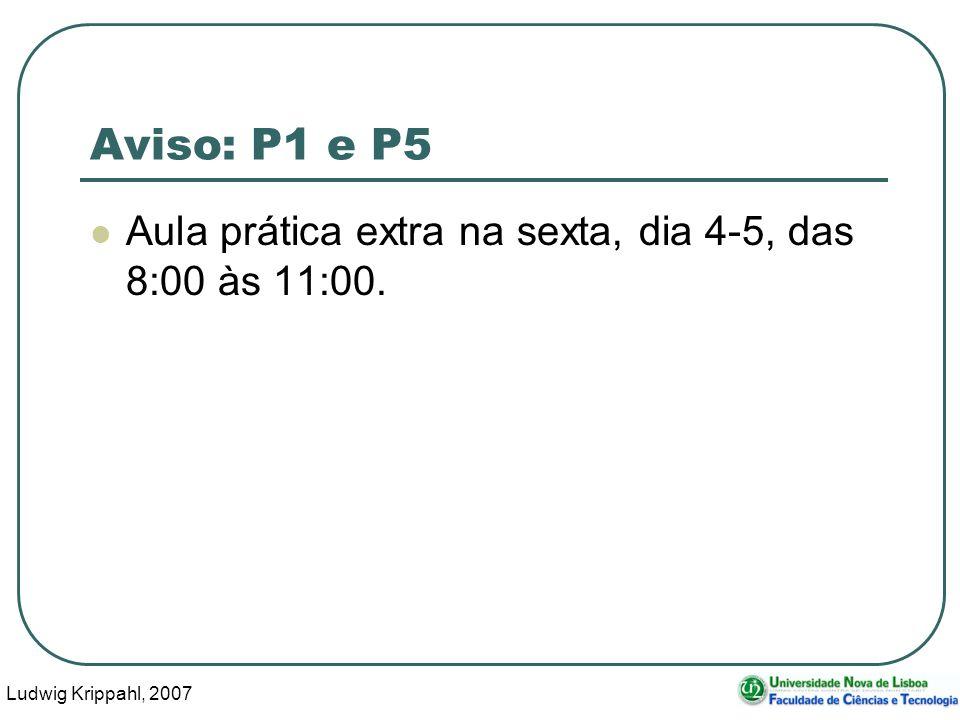 Ludwig Krippahl, 2007 33 Cinética com método de Euler function tconcs=cinetica(esteq,cis,kd,ki,dt,tmax) rs=find(esteq<0); ps=find(esteq>0); tconcs=[0,cis]; for t=0:dt:tmax dps=prod(cis(ps).^esteq(ps))*ki; drs=prod(cis(rs).^-esteq(rs))*kd; deriv=(drs-dps)*dt; cis=cis+deriv*esteq; tconcs=[tconcs;t,cis]; endfor endfunction Encontrar os índices dos reagentes e produtos na estequiometria