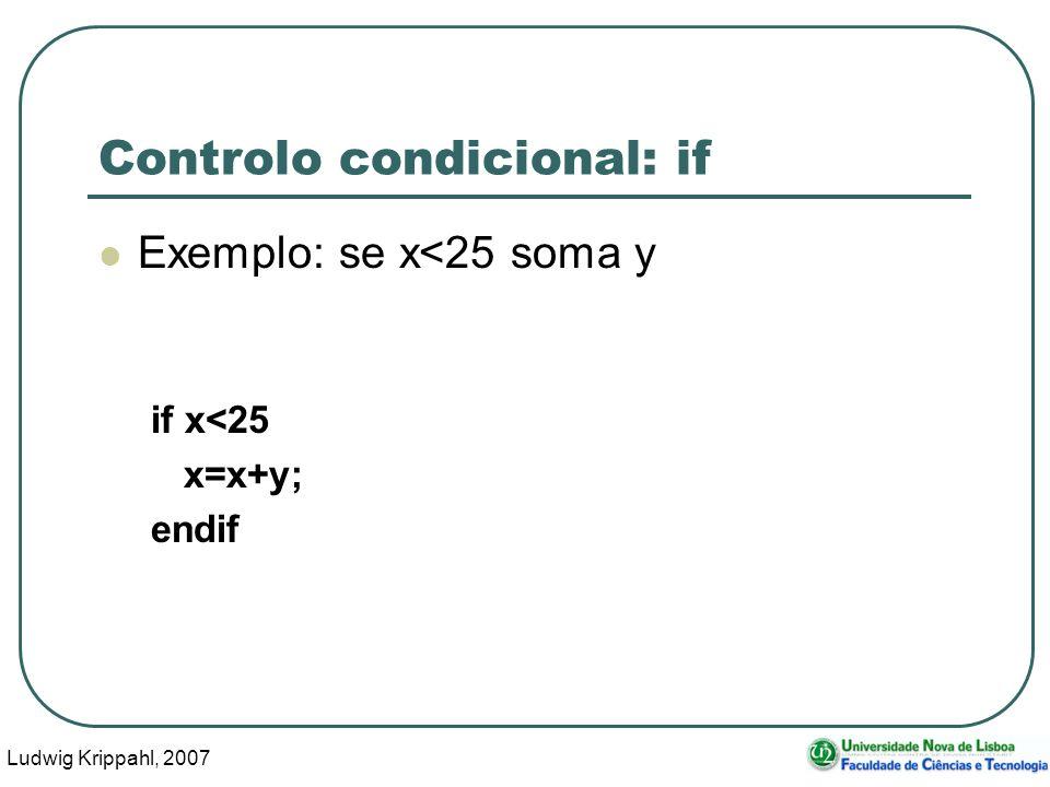 Ludwig Krippahl, 2007 19 1º passo: perceber como fazer Percorrer a fórmula CH3COOH E o que não é elemento